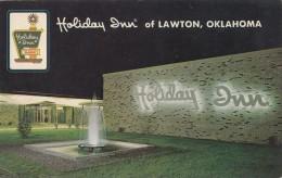 ZS42684 Lawton Oklahoma  Holiday Inn  2   Scans - Etats-Unis