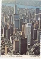ZS42689 Mid Manhattan   NEw York City  2   Scans - Ocean City