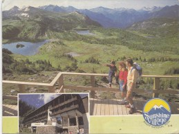 ZS42746 Sinshine Village Banff National Park    2   Scans - Banff