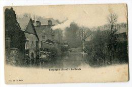 Ref 191 - ETREPAGNY - La Bonde (1908) - Autres Communes