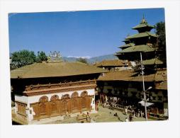 CP Du Nepal - Bhim Ratna Hôtel En 1979 - Népal