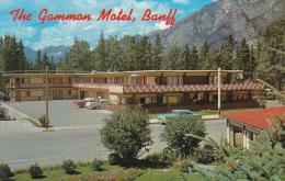 Canada Gammon Motel Banff Alberta