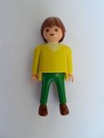-- FIGURINE PLAYMOBIL GEOBRA 1990 - Playmobil