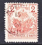 HAITI  39  (o)  PALM TREE - Haiti