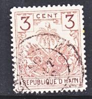 HAITI  40   (o)  PALM TREE - Haiti
