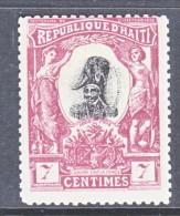 HAITI  85  * - Haiti