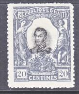 HAITI  87  * - Haiti