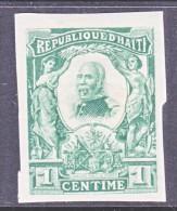 HAITI  96a  * - Haiti
