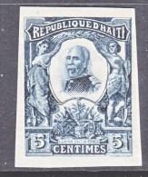 HAITI  98a  * - Haiti