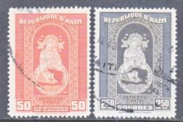 HAITI   346-7  (o) - Haiti