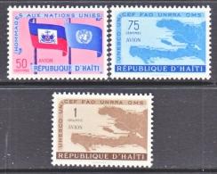 HAITI C 427  *  FLAG - Haiti