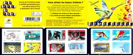 France 2013 Carnet Le Timbre Fête L´Air - Umweltschutz Und Klima