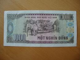 Vietnam 1000 Dong 1988 - Vietnam