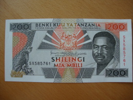 Tanzania 200 Shillings - Tanzania