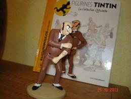 EDITION  MOULINSART  RASTAPOPOULOS  AU TATOUAGE DANS TINTIN ET LE LOTUS BLEU - Tintin