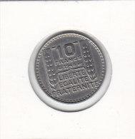 10 FRANCS Cupro-nickel 1948 - Francia