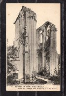42650    Francia,    Saint-Wandrille  -  Ruines  Du  Transept  Cote  De La  Nef(XIVe S.),  NV - Saint-Wandrille-Rançon