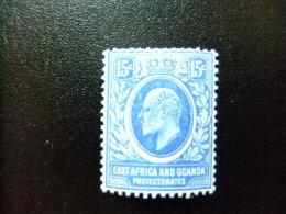 AFRIQUE ORIENTALE BRITANIQUE -- Yvert & Tellier Nº 129 * MH --  BRITISH EAST AFRICA AND UGANDA - Protectorados De África Oriental Y Uganda