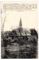 CP, 35, FOUGERES, Chapelle (XVIe S.) Du Château De Marigny....Vierge - Fougeres