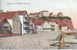 HELGOLAND  - Mathies Terrasse - Helgoland