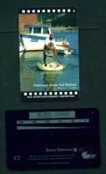 JERSEY - Magnetic Phonecard *BOGOF (stock Scan) - Ver. Königreich