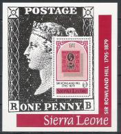 Sierra Leone N° YVERT Bloc 3 NEUF ** - Sierra Leone (1961-...)