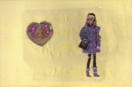 Manualidades, Cartulina Barbie - Cromos