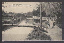 38 - Beaurepaire - Passerelle Du Boulodrome - Beaurepaire