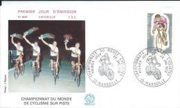Premier Jour Emission/ Sports/ Championnat Du Monde/Cyclisme Sur Piste :Marseille1972   PJE16 - Cyclisme