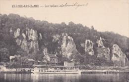 MARCHE-LES-DAMES.  Les Rochers. - Namur