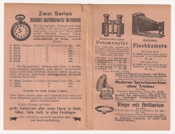 Doc Copenhague, Jonass & Co., Berlin - Documentos Antiguos