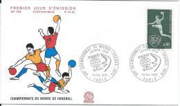 Premier Jour Emission/ Sports/Championnats Du Monde De Hand Ball / 1970   PJE20 - Pallamano