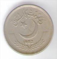 PAKISTAN 25 PAISA 1982 - Pakistan