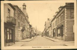Cosne D'Allier - Grande Rue - France