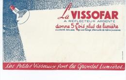 """""""  La   VISSOFAR  """"     -   Ft  =  12 Cm  X  21 Cm - Electricité & Gaz"""