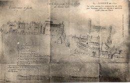 54. Longwy; La Ville Neuve Construite Par Vauban - Longwy