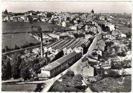 Coutouvre, Vue Générale (usines) - France
