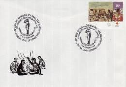 Scout - Exploradores De Don Bosco - Salesianos - Uniforme - 11 Al 13/08/2006 - Cover - Matasellos Especial - Movimiento Scout