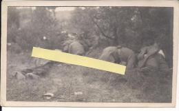 Marne Ourcq La Bataille Sept 1914 Français Morts Photo Américaine Poilus 1914-1918 14-18 Ww1 WWI 1.wk - War, Military