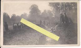 Marne Ourcq La Bataille Sept 1914 Fosse Communes Francoallemandes Photo Américaine Poilus 1914-1918 14-18 Ww1 WWI 1.wk - War, Military