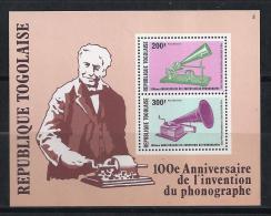 TOGO 1978 - Yvert #H120 - MNH ** - Togo (1960-...)