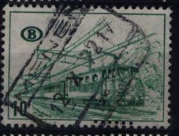 """Zegel 387 Met Stempel """"MENEN"""" - 1952-...."""
