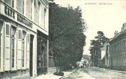 62 AUDRUICQ  Rue De La Gare - Audruicq