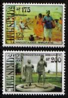 Surinam / Suriname 1998 Hindostan Immigration  MNH - Surinam