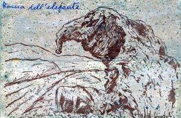 Roccia Dell'elefante. Sardegna - Cartoline
