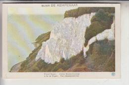 FOTOGRAPHIE - MIETHE, Insel Rügen I, Kleine Stubbenkammer, Serie 1051, Ca. 1905 - Rügen