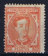 Spain: 1876, Mi 164 MH/* - 1875-1882 Reino: Alfonso XII