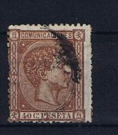 Spain: 1875 Michel Nr 151 Used - 1875-1882 Kingdom: Alphonse XII