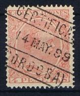 Spain: 1889 Michel Nr 200  Used - Oblitérés