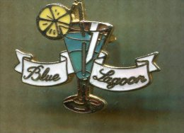 Pin´s Pins - Cocktail BLUE LAGOON - Boissons